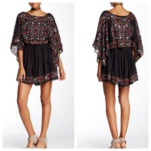 Free People Frida Embroidered Dress, S